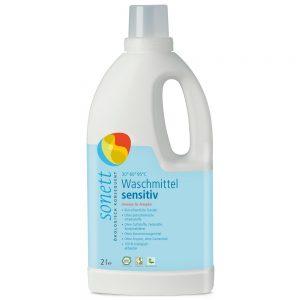 sonett Dosierflasche Waschmittel sensitiv für Allergiker 2 Liter